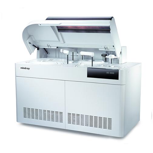 Máy xét nghiệm sinh hóa tự động BS 800