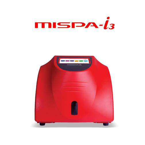MÁY XÉT NGHIỆM HBA1C - MISPA-I3